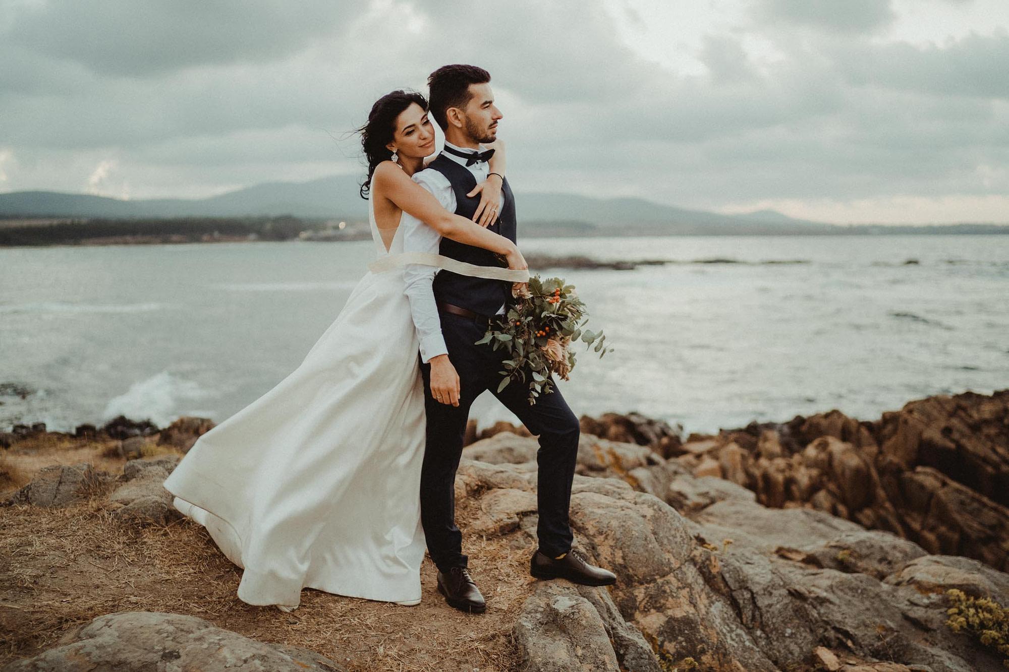 Морска сватба в България-Фотография