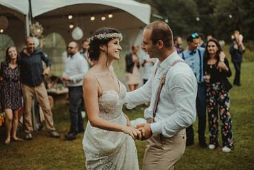 Горска сватба в планината Хижа Червената шапчица